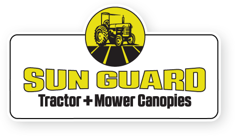 SunGuard Tractor and Mower Canopies Logo
